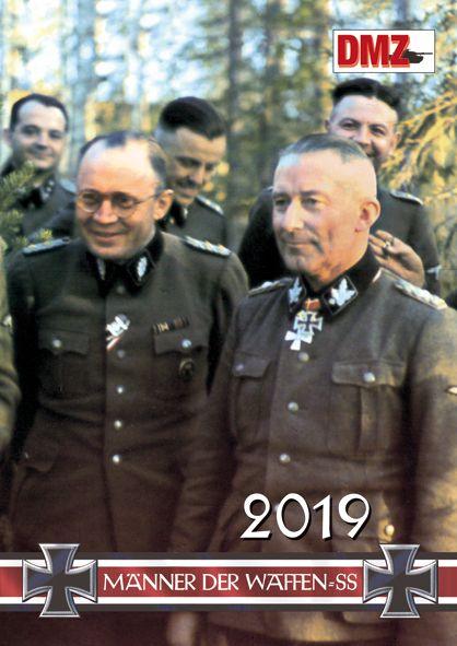Männer der Waffen-SS 2019