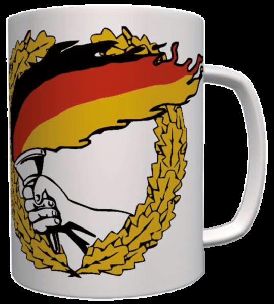 """Becher """"Fackel für Deutschland"""""""