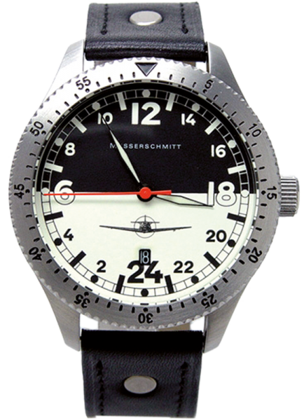 Messerschmitt-24-Stunden-Uhr