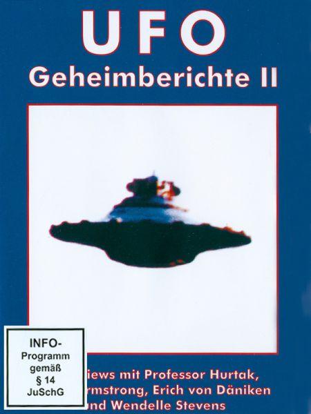UFO-Geheimberichte