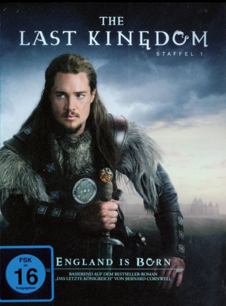 The Last Kingdom Staffel I (2015)