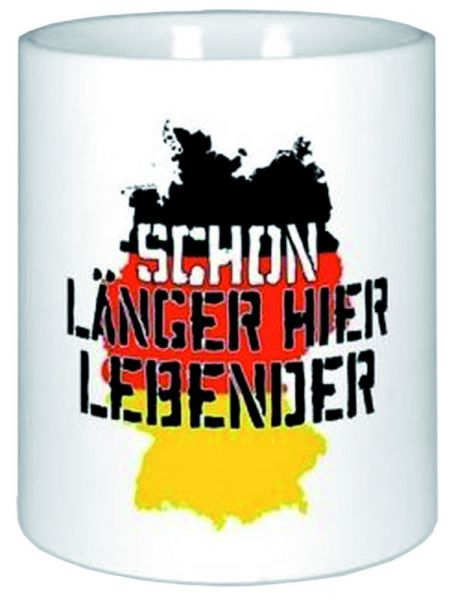 """Schon länger hier Lebender"""