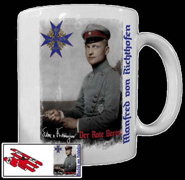 """Becher """"Manfred von Richthofen"""""""