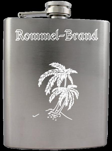 """Flachmann """"Rommel-Brand"""""""