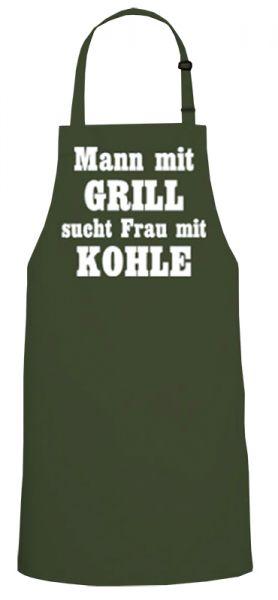 """""""Mann mit Grill sucht Frau mit Kohle"""""""