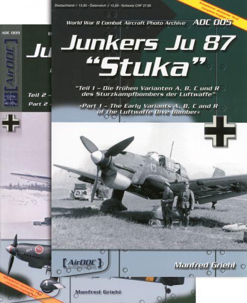 """Junkers Ju 87 """"Stuka"""" Teil 1 und Teil 2"""