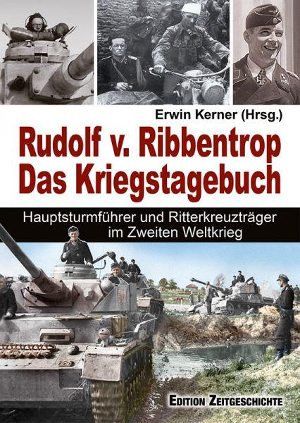 Rudolf von Rippentrop: Das Kriegstagebuch