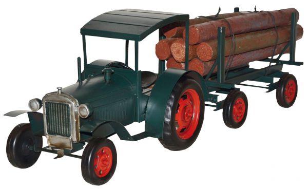 "Oldtimer-Traktor ""Hanomag"""