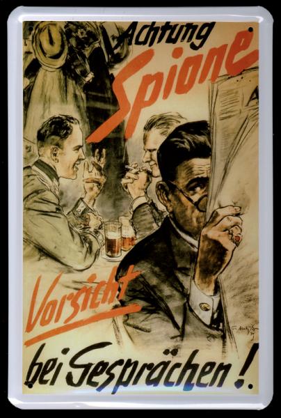 """""""Achtung Spione"""""""