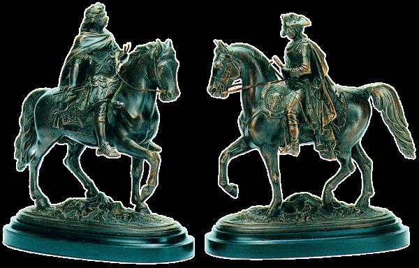 """""""Der Große Kurfürst"""" und """"Friedrich der Große"""""""
