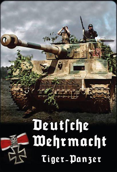 """""""Deutsche Wehrmacht - Tiger-Panzer"""""""