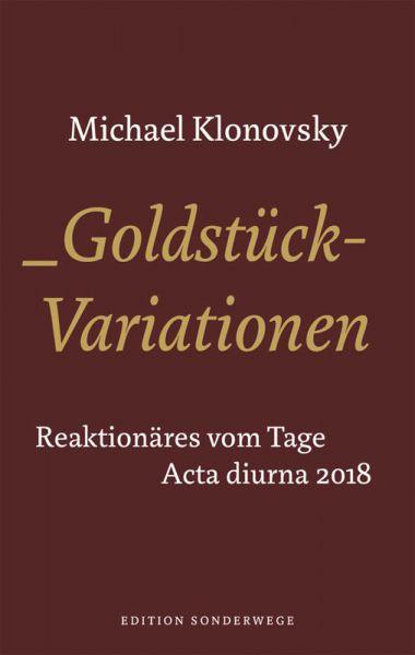 Goldstück-Variationen