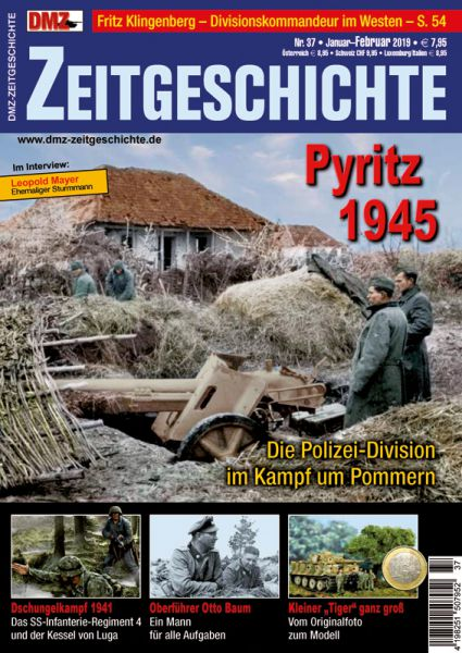 Pyritz 1945
