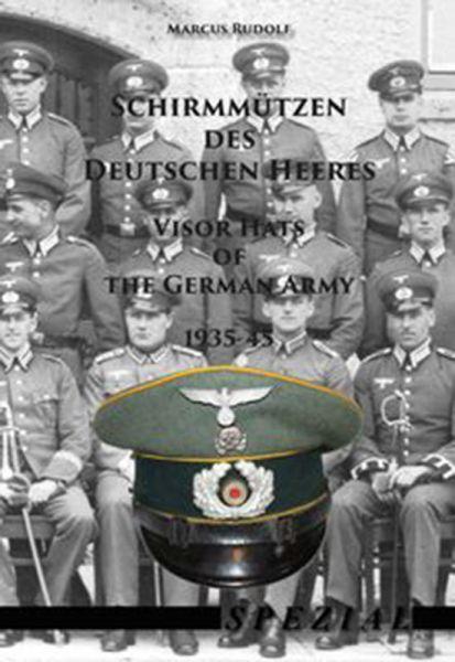 Schirmmützen des Deutschen Heeres 1935–45