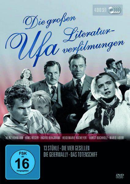 Die großen UFA-Literaturverfilmungen