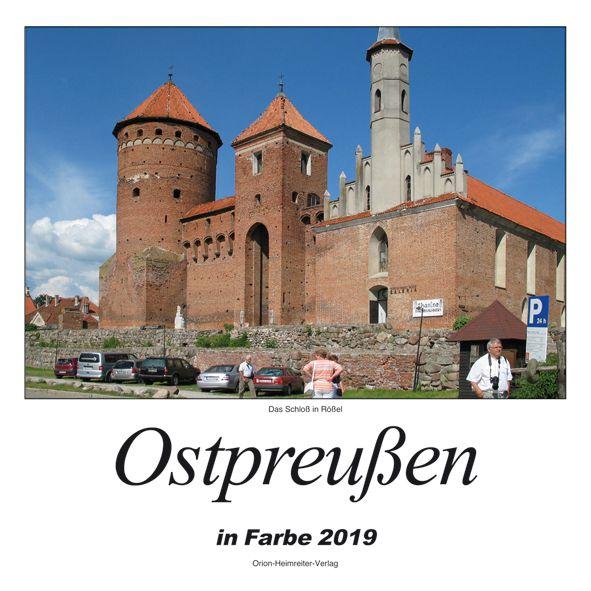 Ostpreußen in Farbe 2019