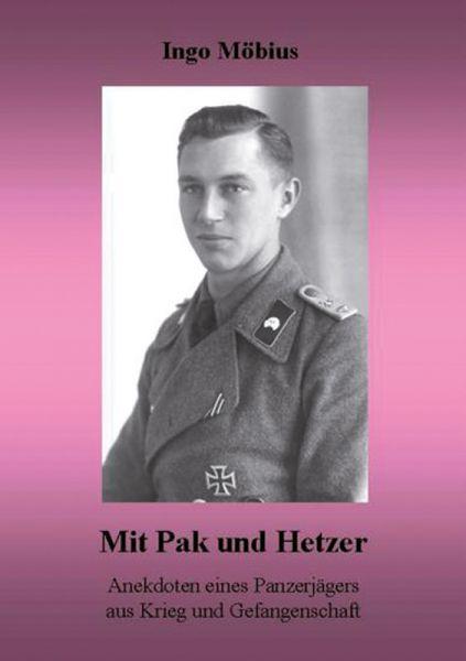 """Mit Pak und """"Hetzer"""""""