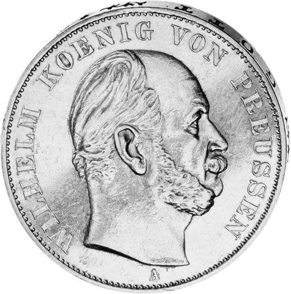 Wilhelm König vom Preußen