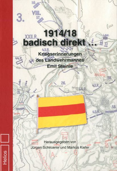 1914/18 badisch direkt...
