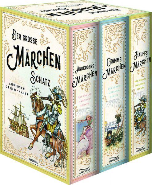 Grimm/Hauff/Andersen, Der Große Märchenschatz