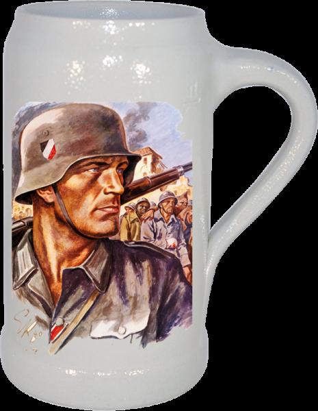 """Bierkrug """"Soldat"""""""