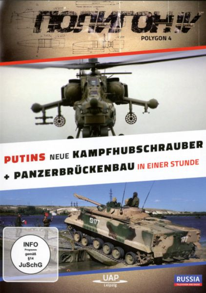 DVD: Putins neue Kampfhubschrauber