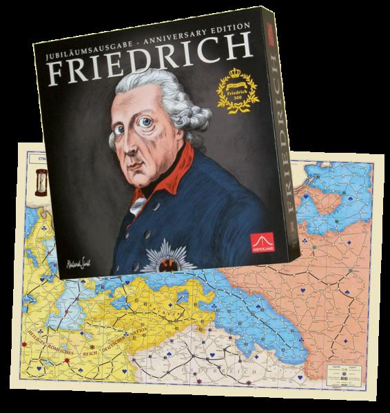 """Brettspiel """"Friedrich"""""""
