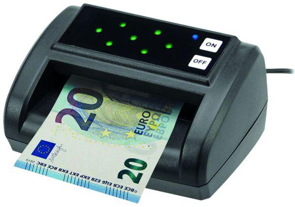 Banknoten-Falschgeldprüfer