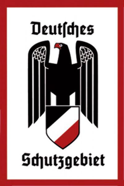 """""""Deutsches Schutzgebiet"""""""