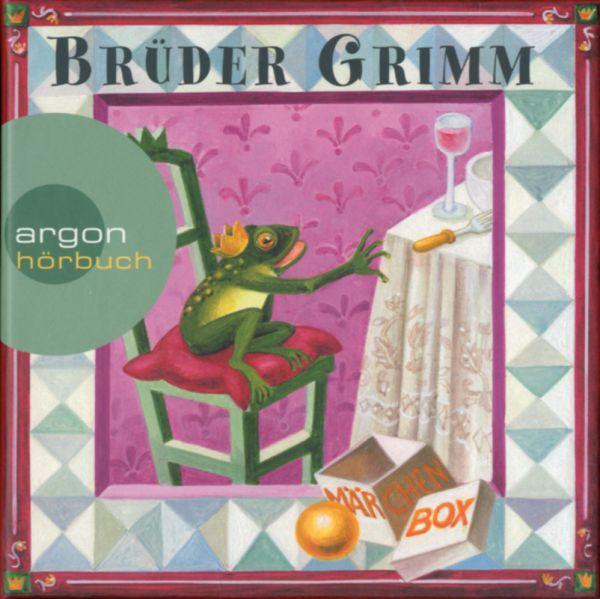 Brüder Grimm Märchenbox