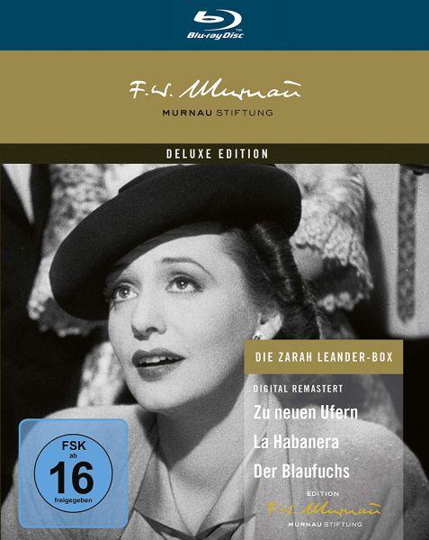 Die Zarah-Leander-Box (1937/1938)