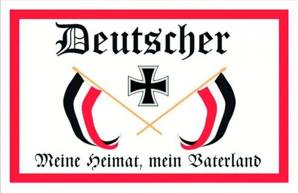 """""""Deutscher - Meine Heimat, mein Vaterland"""""""