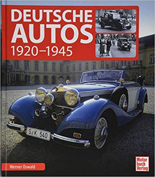 Deutsche Autos 1920 - 1945