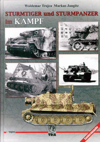 Sturmtiger und Sturmpanzer im Kampf