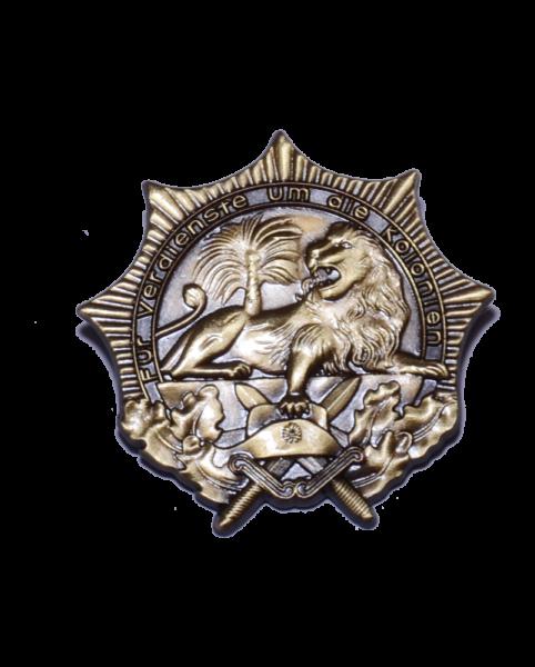 """""""Löwenorden"""" Verdienste um die deutschen Kolonien"""