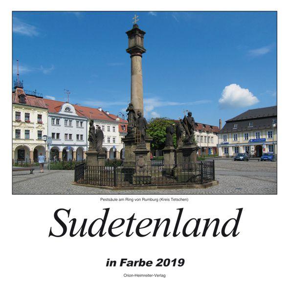 Sudetenland in Farbe 2019