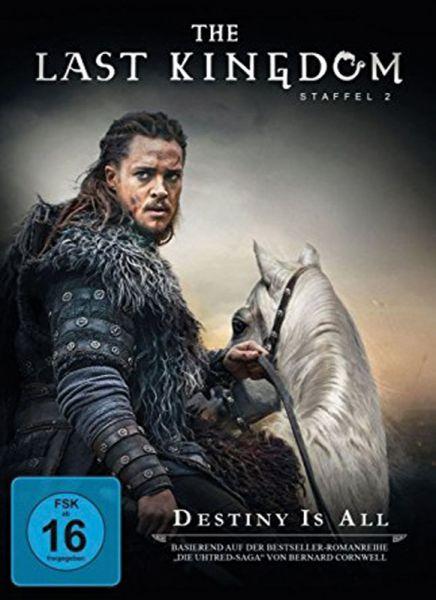 The Last Kingdom Staffel II (2015)