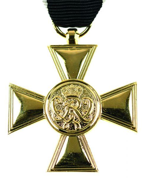 Militär-Verdienstkreuz 1864 Gold