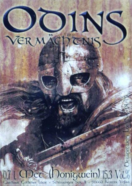 """Met """"Odins Vermächtnis"""""""