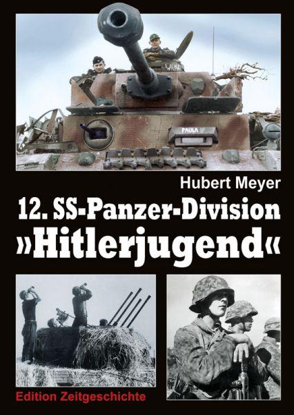 "Kriegsgeschichte der 12. SS-Panzer-Division ""Hitlerjugend"""