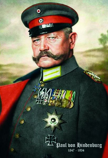 """""""Paul von Hindenburg"""""""