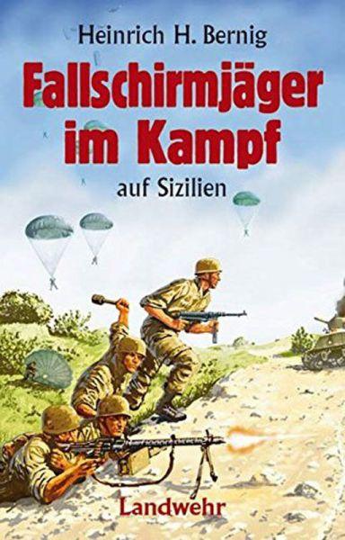 Fallschirmjäger im Kampf