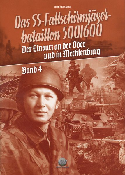 Das SS-Fallschirmjäger- Bataillon 500/600