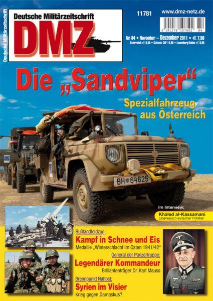 """Die """"Sandviper"""""""