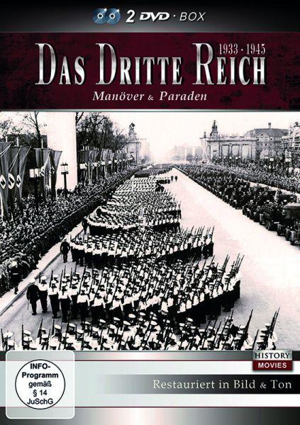 Das Dritte Reich - Manöver und Paraden