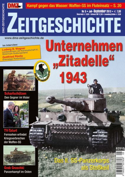 """Unternehmen """"Zitadelle"""" 1943"""