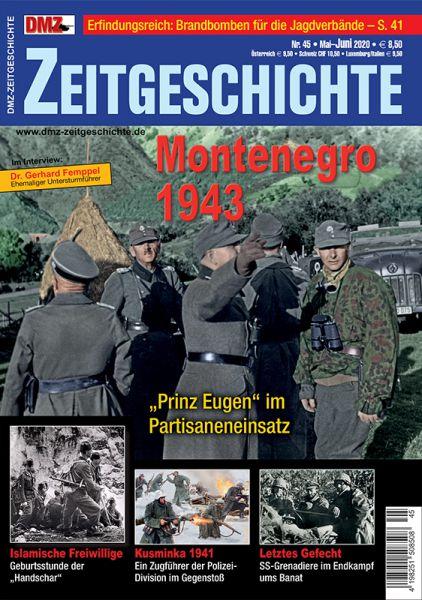 Montenegro 1943
