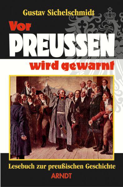 Vor Preußen wird gewarnt