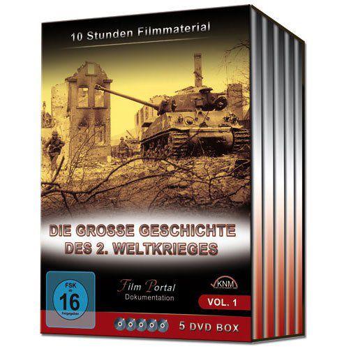 Die große Geschichte des 2. Weltkrieges Teil 1