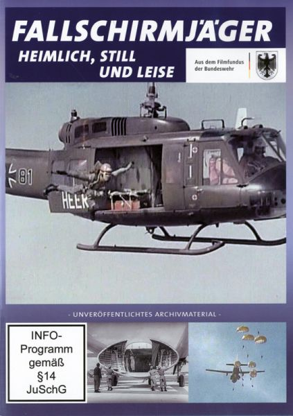 Fallschirmjäger - Heimlich, still und leise